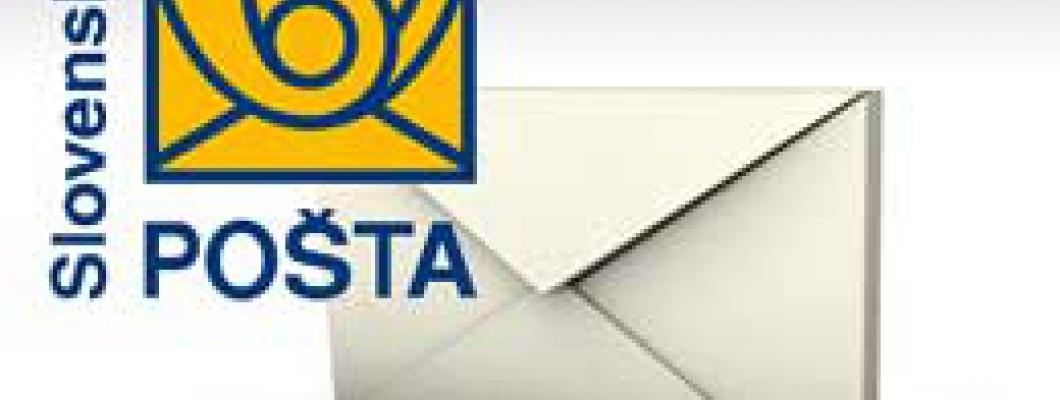 Slovenska Pošta - Porovnanie verzií